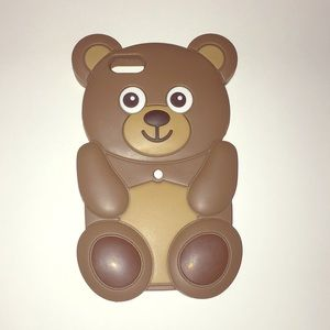 Accessories - iPhone 5 brown bear case